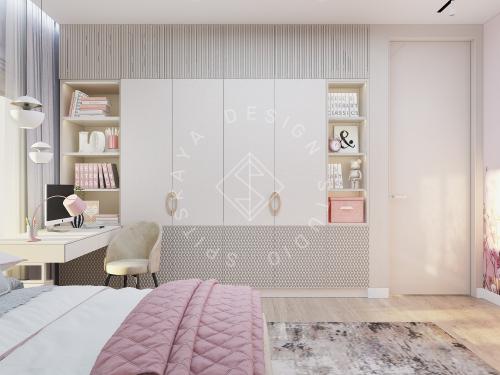 Дизайн интерьера жилого дома г. Днепр - 21