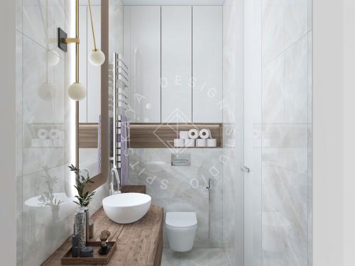 Дизайн проект интерьера жилого дома - 28