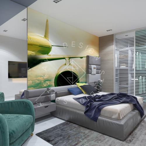 Дизайн интерьера квартиры в ЖК Чкаловский - 11