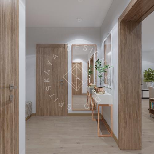 Дизайн квартиры в ЖК Галлактика г. Киев - 8