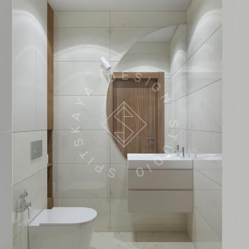 Дизайн квартиры в ЖК Галлактика г. Киев - 19
