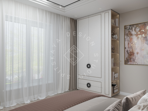 Дизайн интерьера жилого дома г. Днепр - 15