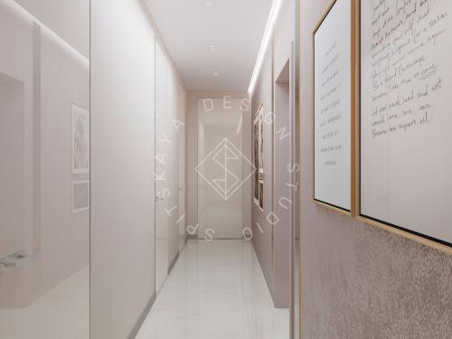 Дизайн проект интерьера жилого дома - 8