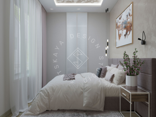 Дизайн проект интерьера жилого дома - 20