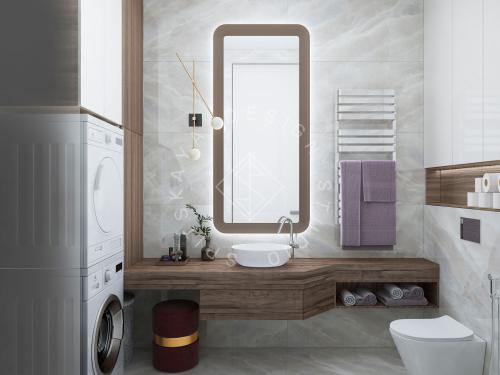 Дизайн проект интерьера жилого дома - 29