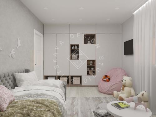 Дизайн квартиры в ЖК Счастливый - 18