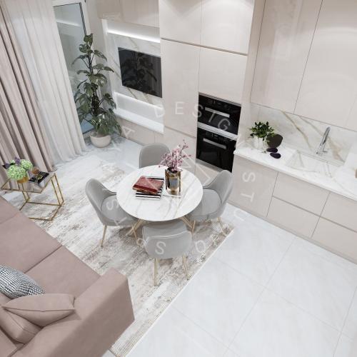 Квартира в ЖК Comfort City - 1