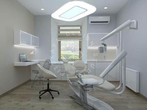Дизайн проект стоматологии г. Днепр - 13