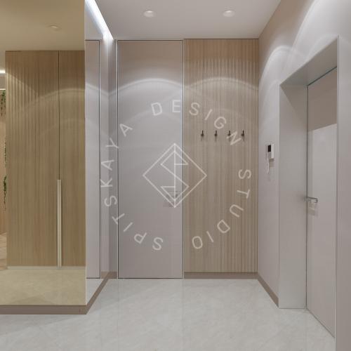Дизайн квартиры 120 м2 - 9