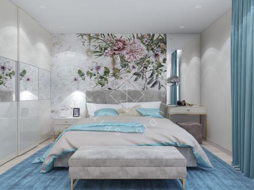 Дизайн проект небольшой квартиры - 10