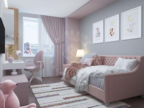 Дизайн интерьера квартиры г. Харьков - 22