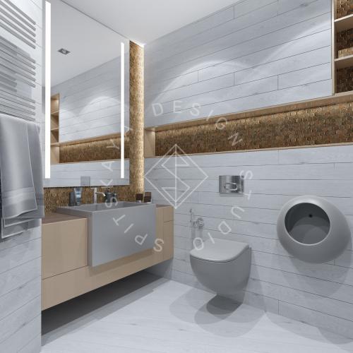 Дизайн интерьера квартиры в ЖК Чкаловский - 15