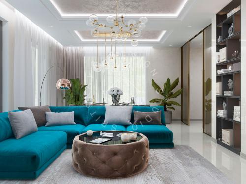 Дизайн проект интерьера жилого дома - 2